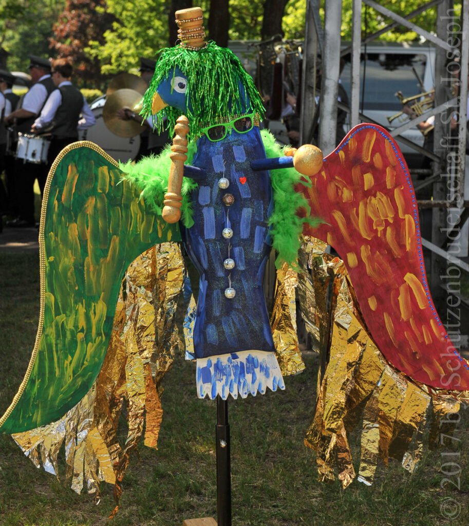 Schützenfest-Malaktion @ Schützenplatz Westenholz
